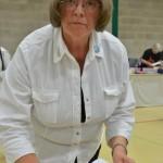 Mrs Brenda Pearce